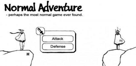 Normal Adventure скачать на андроид