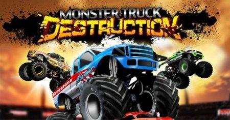 Monster Truck Destruction скачать на андроид