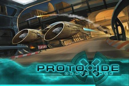 Protoxide Death Race скачать на андроид