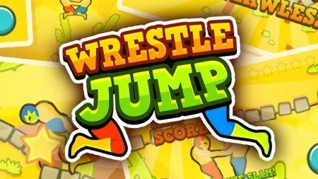 Wrestle jump скачать на андроид