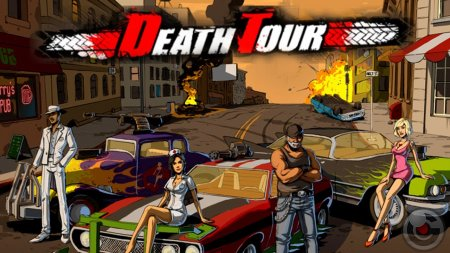 Death Tour скачать на андроид