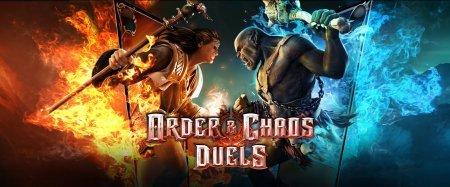 Orderand Chaos Duels скачать на андроид