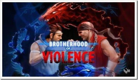 Brotherhood of violence скачать на андроид