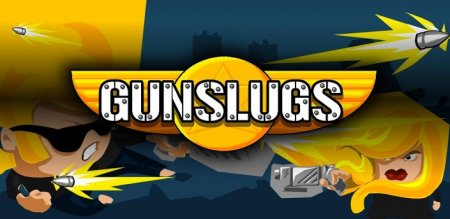 Gunslugs скачать на андроид