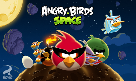 Angry birds space ������� �������