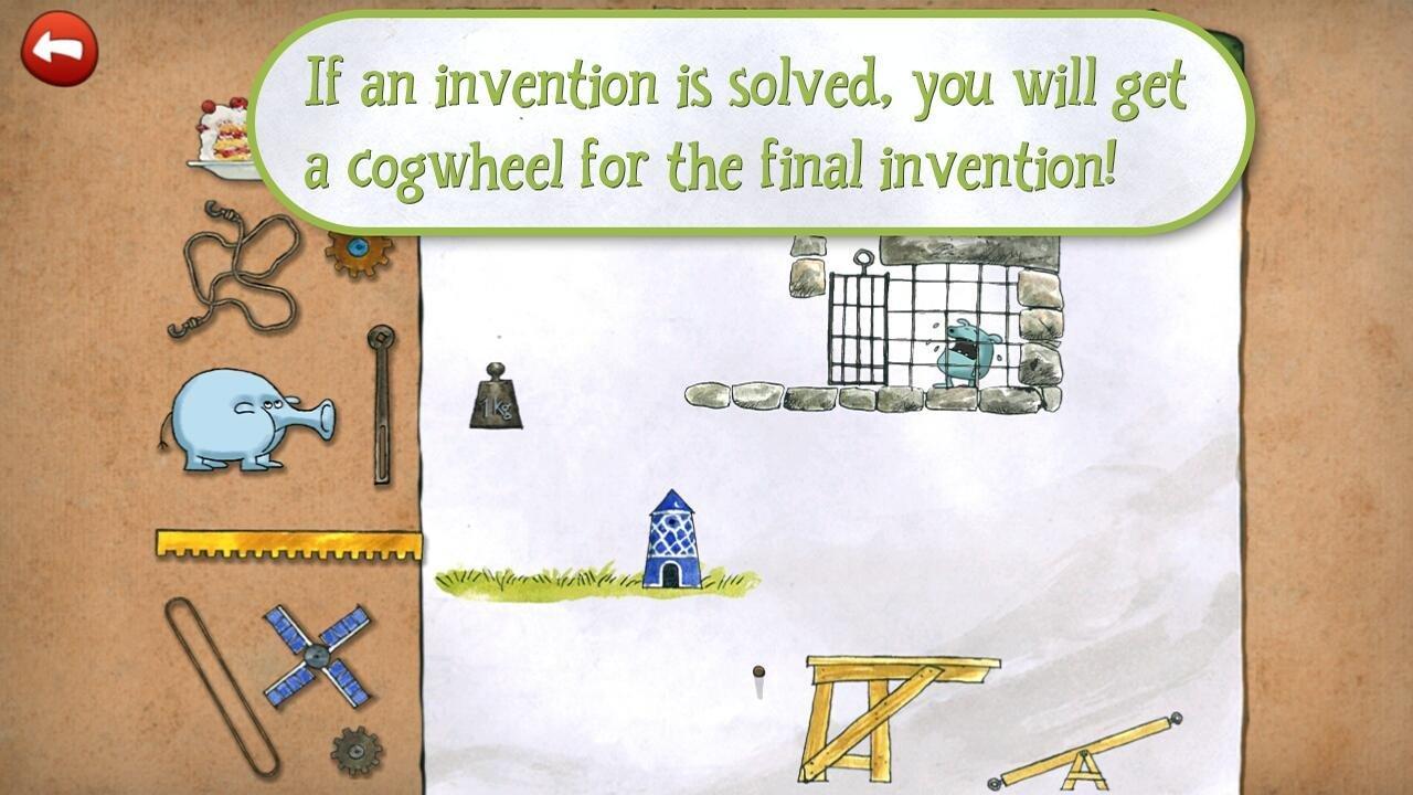 Cogwheel на андроид скачать