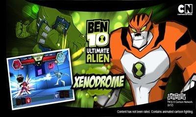 Ben 10 Xenodrome скачать андроид