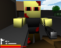 Зомби Блоки