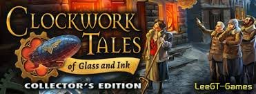Clockwork Tales: Of Glass and Ink CE
