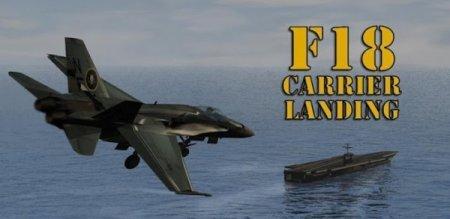 F18 carrier landing скачать на андроид