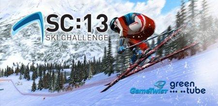 Ski challenge 13 скачать на андроид
