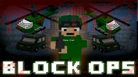 Block Ops Pocket Edition скачать на андроид