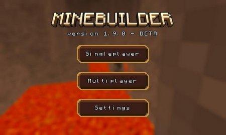 Minebuilder скачать на андроид