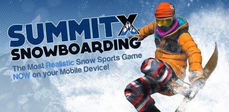Summits snowboarding