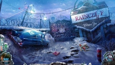 Mystery Trackers 6: Raincliffs Phantoms Game CE
