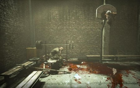 Outlast. Whistleblower