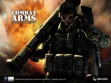 Скачать игру Combat Arms для компьютера через