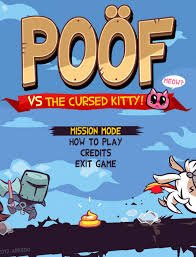 Poof vs The Cursed Kitty
