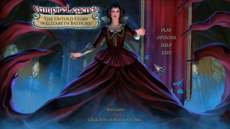Vampire Legends 2: The Untold Story Of Elizabeth Bathory