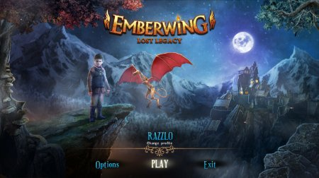 Emberwing: Lost Legacy CE