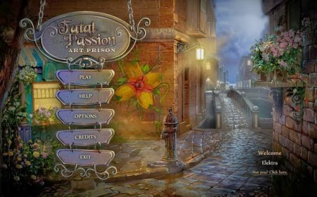 Fatal Passion: Art Prison CE