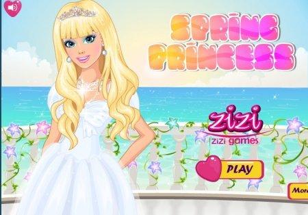 Преображение принцессы играть