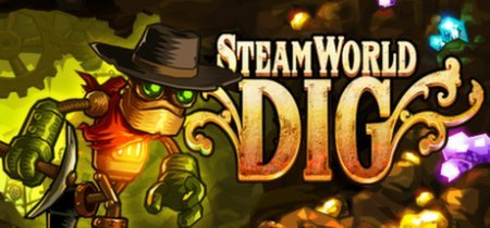 Steam World Dig