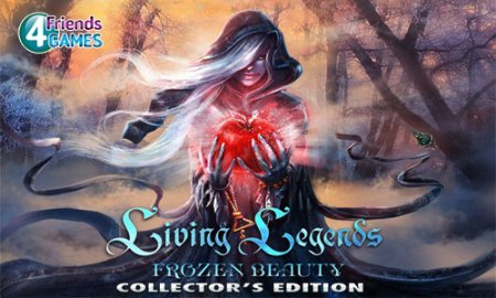 Living Legends 2: Frozen Beauty