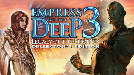 Empress of the Deep 3 Legacy of the Phoenix