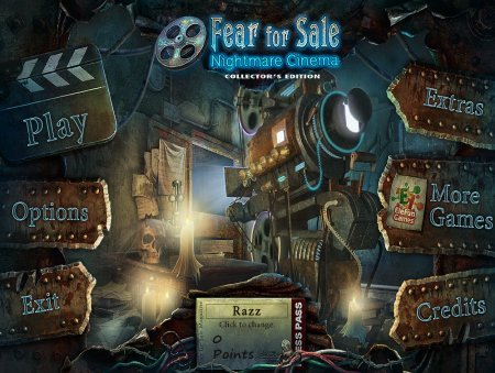 Fear for Sale 3: Nightmare Cinema
