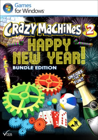 Crazy Machines 2 Happy New Year