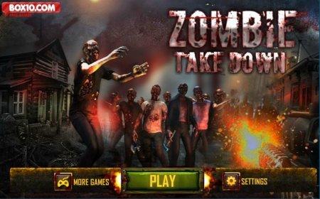 Зомби апокалипсис настал играть