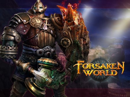Игра Forsaken World на ПК