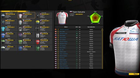 Pro Cycling Manager Season