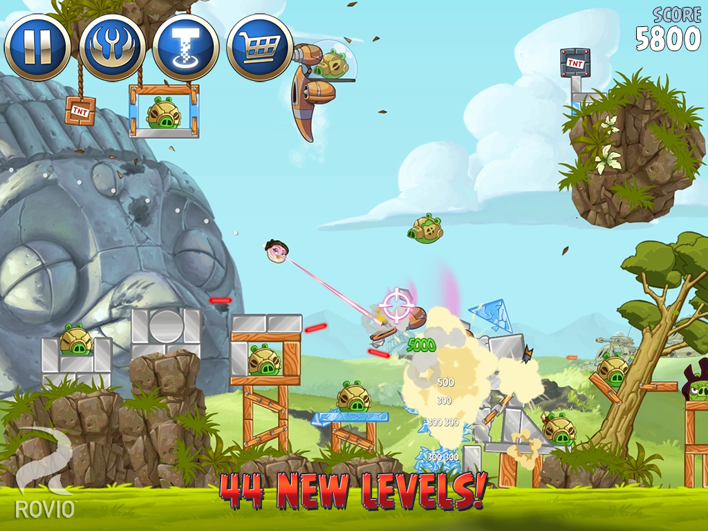 Angry Birds Star Wars II - Angry Birds