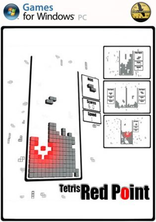 Tetris Red Point