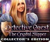 Detective Quest: The Crystal Slipper CE