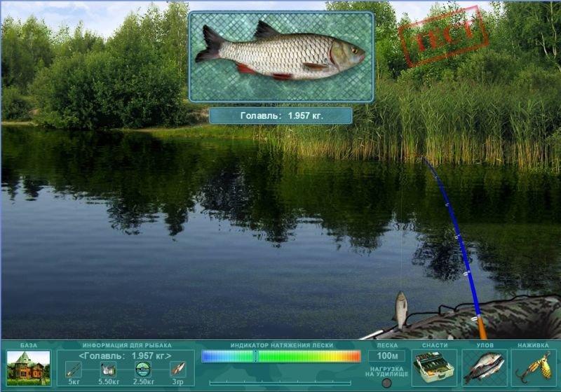 скачать игру наша рыбалка 2015 - фото 11