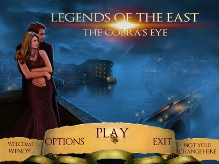 Legends of the East: The Cobras Eye CE