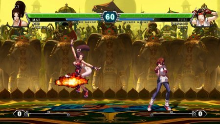 Игра The King Of Fighters XIII для компьютера