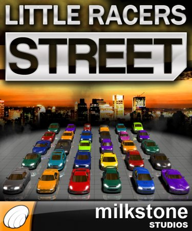 Игра Little Racers STREET