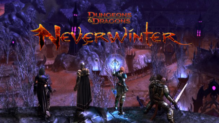 Dungeons & Dragons Neverwinter online