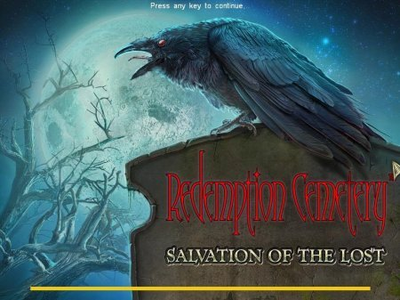 Redemption Cemetery 4: Salvation of the Lost CE