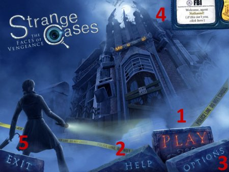 Strange Cases 4: The Faces of Vengeance