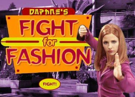 Дафна защитница моды играть