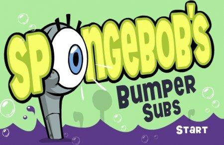 Подводные лодки Губки Боба играть