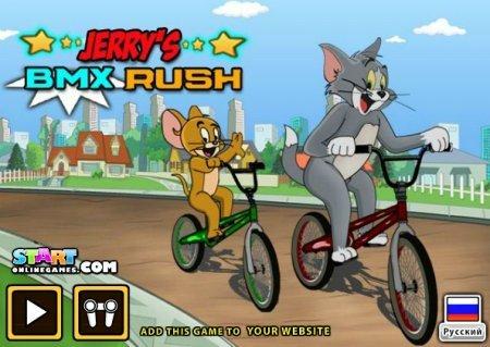 Соревнование Тома и Джерри играть