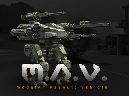 M.A.V. Modular Assault Vehicle