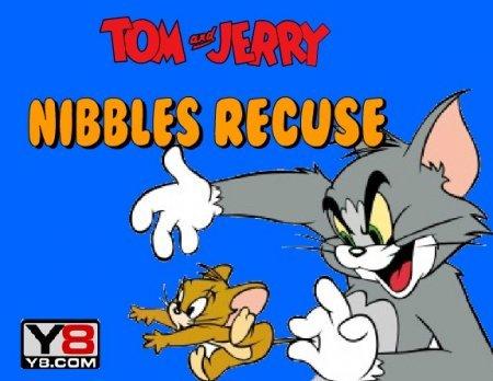 Злодей Том и спасатель Джерри играть