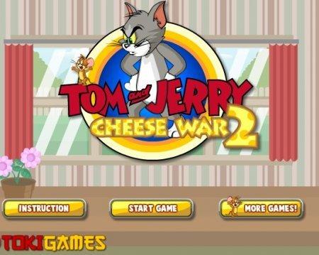 Том и Джерри незаметное похищение играть